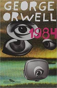 1984 Melhor livro para ler de ficção