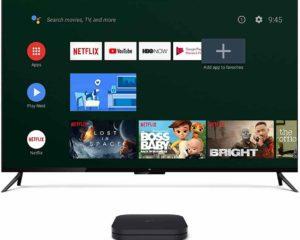 um tv stick e smart tv com netflix