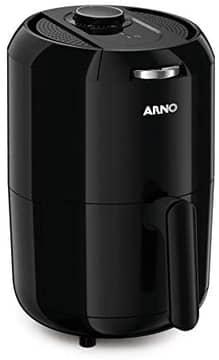 Fritadeira Elétrica sem Óleo Cfry Preto 110v Arno