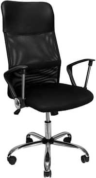 Cadeira de Escritório Presidente Giratória Mymax