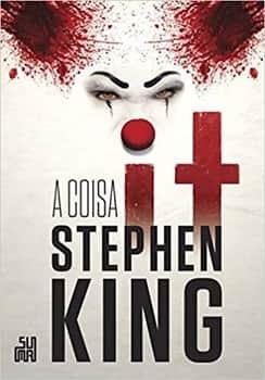 IT A Coisa Melhor livro para ler de terror e suspense