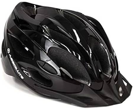 Capacete Ciclismo Bike Absolute Nero Wt032 Led Pisca Viseira