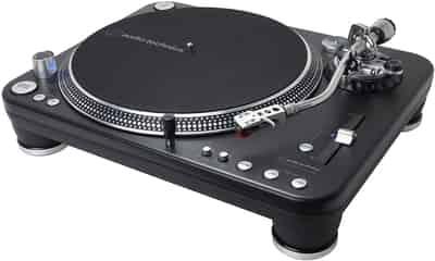 Toca-Discos Pro Direct-Drive Audio-Technica