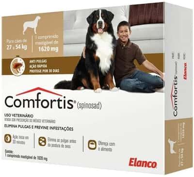 Comfortis Combo 1620Mg X 3 Blister
