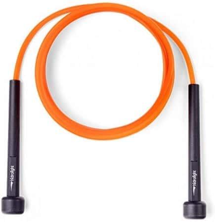 AX Esportes Corda de Pular Fitness PVC Laranja Único