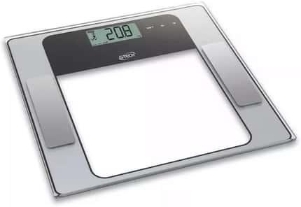 Balança Medição de água Glass 7 G-Tech