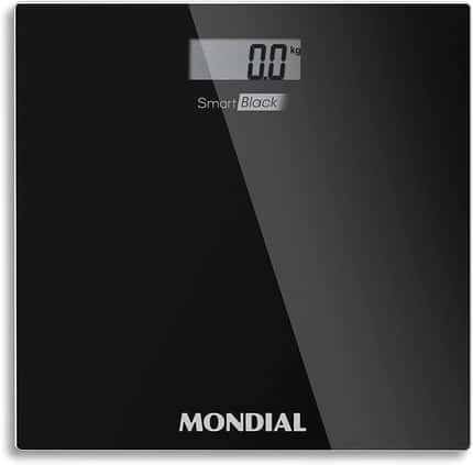 Balança Digital Smart Black Bivolt, Mondial - BL-05