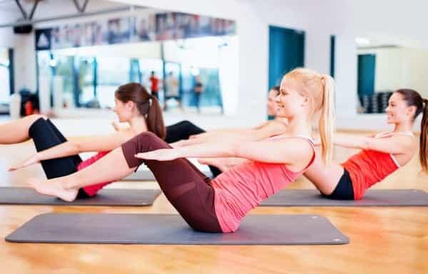 yoga, exercício em casa