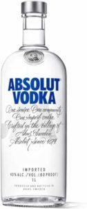 Vodka Absolut Original (1 litro)