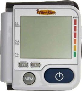 Premium Aparelho de Pressão Digital de Pulso