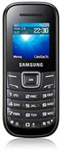 Celular Para Idosos Samsung Keystone 1207 - Dual Sim Rural (Preto)