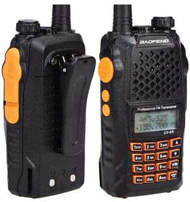 Radio Comunicador Baofeng UV-6R