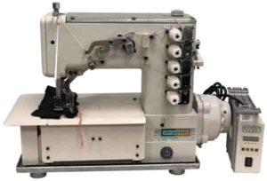 Máquina de Costura Galoneira Industrial Direct Drive BC-4000-D BRACOB