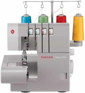 Máquina de Costura Singer, Ultralock 14HD854, Overloque