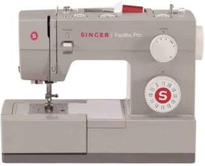 Máquina de Costura Mecânica, Facilita Pro 4423, 127V, Singer