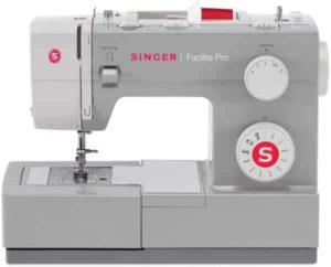 Máquina de Costura Singer, Facilita Pro 4411, Mecânica
