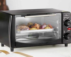 melhor forno elétrico em cozinha