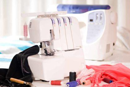 usar melhor máquina de costura na casa